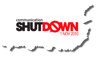 Communication SHUTDOWN