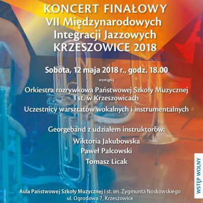 Plakat na VII MIJ Krzeszowice 2018